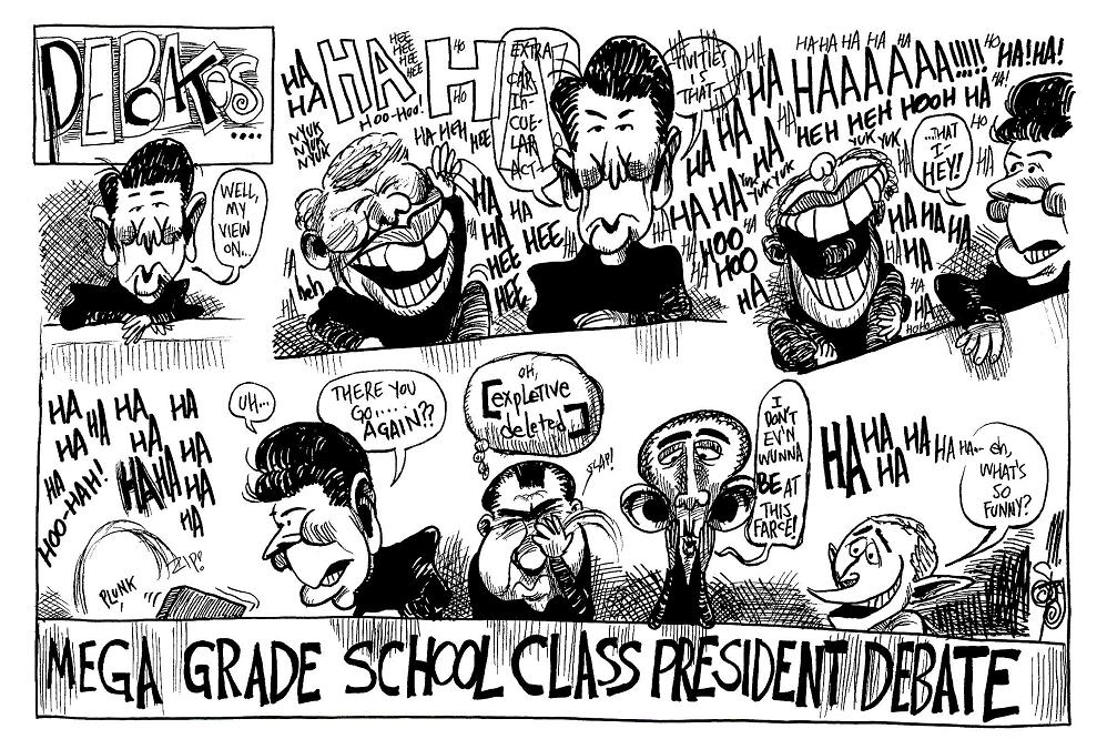 Class Presidential Debased