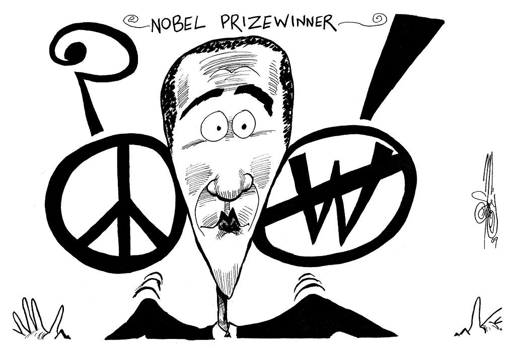 Editorial: NoWay Peace Prize (2009)